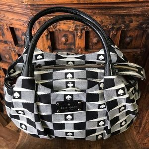 Kate Spade Fabric Bag